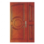 Wooden Double Door